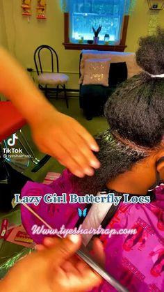 Faux Locs Hairstyles, Black Girl Braided Hairstyles, Twist Braid Hairstyles, Black Girl Braids, African Braids Hairstyles, Baddie Hairstyles, Braids For Black Hair, Protective Hairstyles, Protective Styles