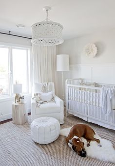 gender neutral nursery all white nursery decorations baby room Baby Bedroom, Baby Room Decor, Nursery Room, Girl Nursery, Girl Room, Room Baby, Nursery Paint Colors, Nursery Design, Nursery Themes