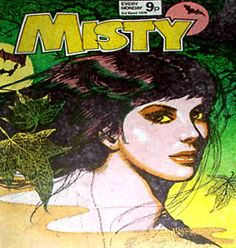 Loved the Misty comic, sat  morning my dad would bring this home for me.......although it did make me think my parents were robots and that I could get power from the full moon ; )))