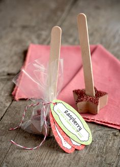 Hot Chocolate On A Stick from My Own Ideas blog #recipe #drink #homemade…