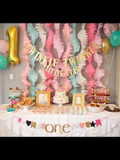 Twinkle twinkle party...