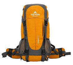 TETON Sports Canyon 2100 Backpack *** Read more reviews of the product by visiting the link on the image.