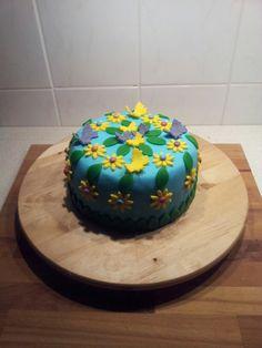 Verjaardags taartje