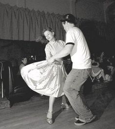 50s Style Swing Dance 09 by Padmevader, via Flickr