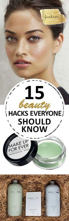 Beauty Hacks, Hacks, Life Hacks, Life Tips, Makeup Tips and Tricks, Quick Makeup Tricks, Easy Makeup Tips, Last Minute Makeup Tips, Last Minute Beauty Tips, Popular Pin
