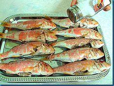 DSC01328[1] Greek Recipes, Fish Recipes, Seafood Recipes, Fish Food, Healthy, Fish Feed, Greek Food Recipes, Ocean Perch Recipes, Health
