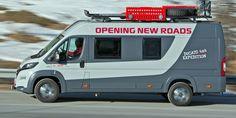 Turin, Peugeot, 4x4, Diesel, Fiat Ducato, Auto Motor Sport, Van Design, Campervan, Van Life