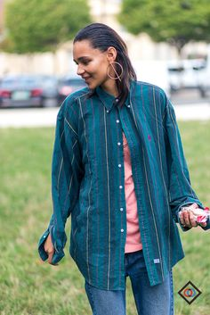 45515b69ae 272 fall outfits from the streets of Paris Fashion Week to try this season
