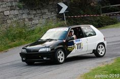 Peugeot Rally Car #RallyCar #Fanatic? Check out #RacingFriday at blog.rvinyl.com
