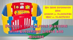 Friendly Toys Little Playzone with Electronic Lights and Sounds|cheap|re...