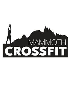 Identity/Logos Marketing Bishop Mammoth Lakes CA - Nils Davis Graphic Design, Crossfit Logo