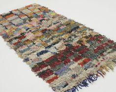 bouchrouite Marokkaanse berber tapijt zacht tapijt