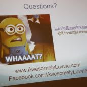 A slide from Lurvies session- SMWBlogging- Monday Reflection-pictures from the rest of the Social Media Week Lagos- day 2, 3 & 4