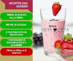 www.dietasenzadieta.it shake nutrizionale completo