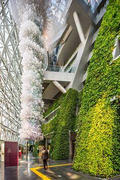 Nova prefeitura de Seul / iArc Architects