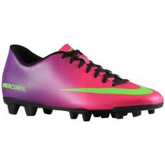 New Mens Nike Mercurial Votex II FG Laser Orange Black Volt Soccer Cleats Shoes