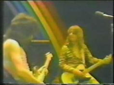 """Bad Company - """"Can't Get Enough"""" Live 1974 - Bad Company is an English rock supergroup founded in 1973, consisting of two former Free band members—singer Paul Rodgers and drummer Simon Kirke—as well as Mott the Hoople guitarist Mick Ralphs and King Crimson bassist Boz Burrell. Peter Grant, who, in years prior, was a key component of fellow British rock band Led Zeppelin's rise to fame, managed the band. Bad Company enjoyed great success throughout the 1970s."""