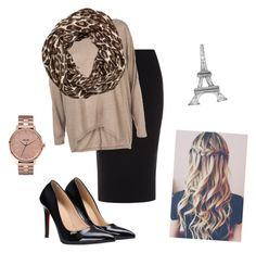 """""""Casual outfit"""" by pentecostalgirll ❤ liked on Polyvore"""