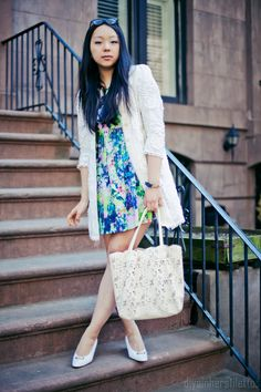 #floral #spring #fashion