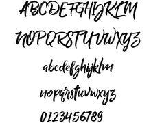 Billy Ohio font by Alit Suarnegara  http://www.fontriver.com/font/billy_ohio/  #brush #script #fonts #typography #design #webdesign #ttf #type #font #typeface #lettering