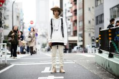 http://chicerman.com  billy-george:  Love this kids styling. Perfection! Tokyo Fashion Week Photo by Adam Katz Sinding  #streetstyleformen