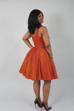 Vêtements africain : nouvelle YVETTE fait à la main de cire