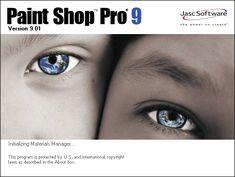 Paint Shop Pro - resources