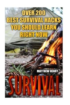 Free Kindle Book - Survival: Over 200 Best Survival Hacks You Should Learn Right Now Wilderness Survival, Camping Survival, Survival Prepping, Survival Skills, Survival Equipment, Survival Gear, Man Cave Must Haves, Survival Life Hacks, Survival Quotes