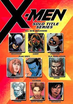 Marvel And Dc Characters, Comic Book Characters, Comic Character, All New Wolverine, Logan Wolverine, Marvel Facts, Marvel Dc Comics, Comic Book Pages, Comic Books