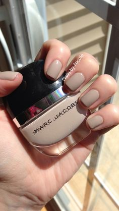 Marc Jacobs Nail Polish in Baby Jane