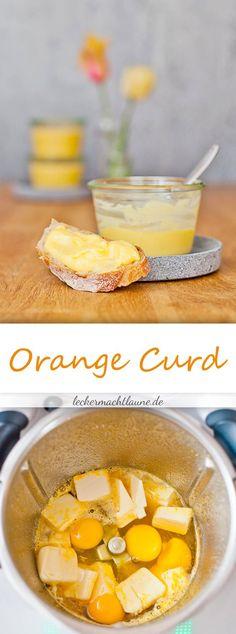 Orange Curd {zum reinlegen lecker - My most creative finger food list Roasted Peanuts, Roasted Almonds, Chutneys, Sauce Barbecue, Dried Mangoes, Baked Chips, Food Club, Vegetable Drinks, Lemon Curd