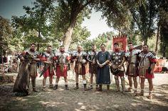 Reenactorii albaulieni care activează sub titulatura generală de Garda Apulum, respectiv Legiunea XIII Gemina, Lupii Apoulonului, Ludus Apoulensis și Magna Nemesis au participat în perioada 28 -30 august 2015 la Festivalul antic Tomis – Constanța. Este al doilea an consecutiv când voluntarii albaiul