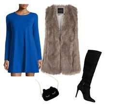"""""""Untitled #52"""" by jeneva-tagnipez on Polyvore featuring Susana Monaco and GUESS"""