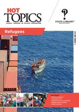 Hot Topics 77: Refugees. Australia is a signatory to the UN Convention Relating to the Status of Refugees. This issue looks at who is defined as a 'refugee', their legal status, and Australia's obligations under international law.