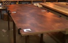 Conference Room, Table, Furniture, Home Decor, Home Workshop, Log Projects, Decoration Home, Room Decor, Tables