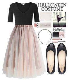 """""""Last-Minute Halloween Costumes"""" by alaria ❤ liked on Polyvore featuring Miss Selfridge, Nine West, Chicwish, Forever 21, Puma, NARS Cosmetics, Too Faced Cosmetics and lastminutecostume"""