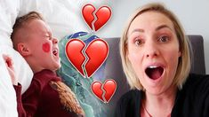 It's Valentine's Day and the kids are so excited to come home and look at their treats! Plus, Ellie surprises Jared with. Baby Videos, Children, Kids, Valentines Day, Make It Yourself, Holidays, School, Youtube, Young Children