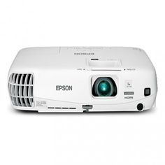 Epson 3D Business Projector EBW16: Projection System: 3LCD Technology, RGB liquid crystal shutter