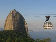 Located in the Urca district, the Sugarloaf Mountain is the highest point of the tourist complex of the Sugarloaf cable car. One of the country's best known tourists sites, and has as main attraction the access made through cable cars. Learn more: http://gotorio.net/m/locations/view/PAO-DE-ACUCAR