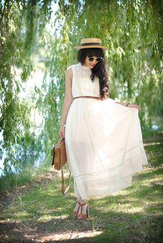 Boheme chic (by Leeloo P) http://lookbook.nu/look/2100337-Boheme-chic