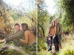 Love the colors, poses and oh yeah the family!!! credit: Ashley Madsen Photography