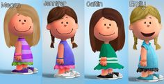 If you've ever wanted to be a 'Peanuts' character, now you can! In celebration of the new 'Peanuts' movie hitting theaters Nov. 6th, a website called Peanut-ize Me lets you create your very own character and share them on social media. Of course, we had to try it for ourselves! Try it out for yourself! It's super easy and fun to share