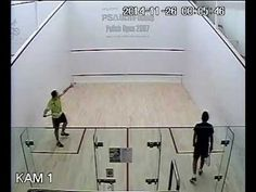 The best squash rally ever .... EVER!! Show this to everyone you know!