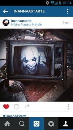 Samhain on tv ..