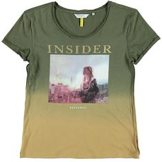 T-shirt sfumata Broadway. Disponibile in 3 varianti colore - € 35,95 | Nico.it