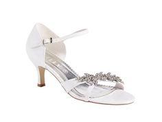 De 7 bedste billeder fra Konfirmation sko | Sko, Hvide sko