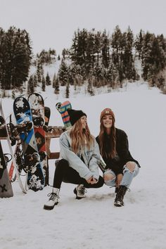 Snow Pictures, Bff Pictures, Best Friend Pictures, Friend Pics, Ski Bunnies, Mountain Pictures, Ski Girl, Snowboard Girl, Foto Instagram