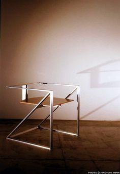 _ Arquitecturas silenciosas: Objetos de diseño