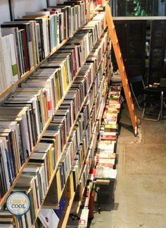Livraria Ler Devagar in LX Factory, Lisboa,Portugal