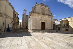 Chiesa di Sant'Andrea Apostolo su 365giorninelsalento.it